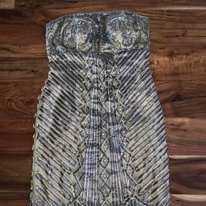 NWOT beautiful Sue Wong Cocktail dress Size 6